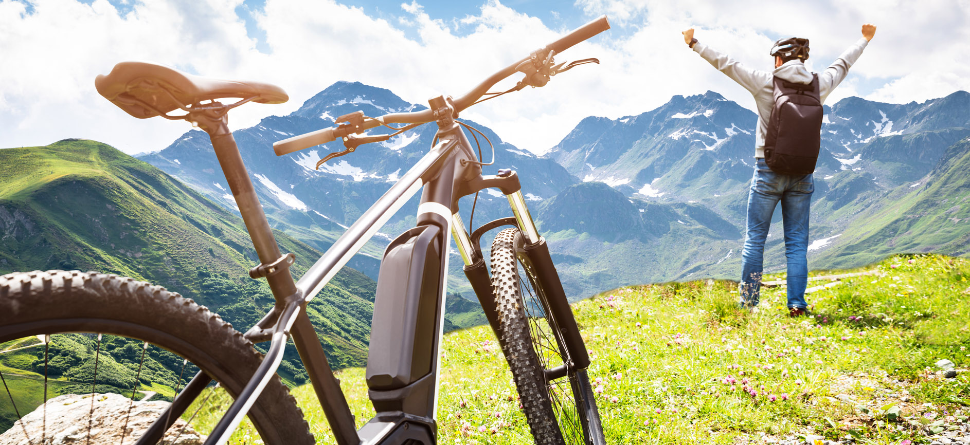 De winter trotseren met je elektrische fiets