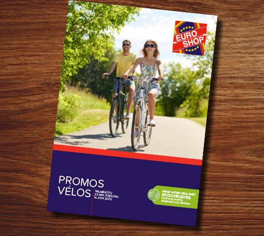 Découvrez notre folder vélo